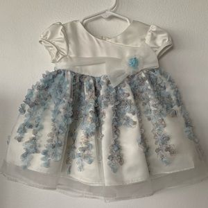 NWT Bonnie Baby Party Dress